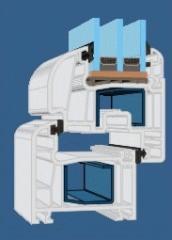 PVC прозорци Profilink Premium