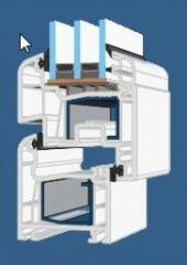 PVC прозорци Profilink Lux