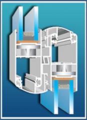 Плъзгаща алуминиева система
