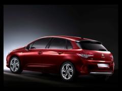 Автомобил Citroën New C4