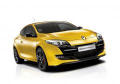 Автомобил Renault Megane RS