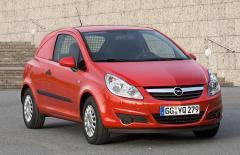 Автомобил Opel Corsa Van