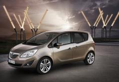 Автомобил Opel  Meriva