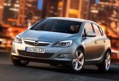 Автомобил Opel Astra