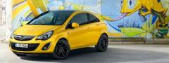 Автомобил Opel Corsa