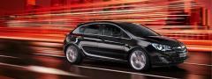 Автомобил Opel Astra J