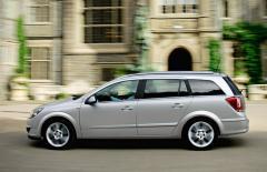 Автомобил Opel Astra Caravan