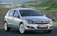 Автомобил Opel Аstra Classic III