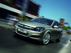Автомобил Opel Аstra H