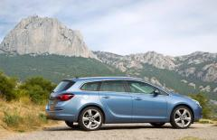 Автомобил Opel  New Astra Sports Tourer