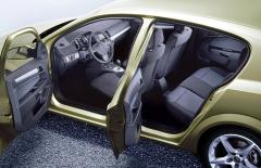 Автомобил Opel  Astra Classic III
