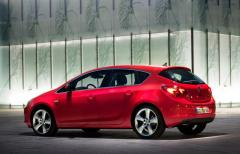 Автомобил Opel Astra I