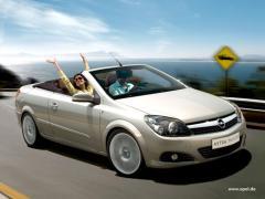 Автомобил Opel Astra TwinTop