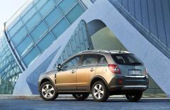 Автомобил Opel Antara