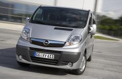 Автомобил Opel  Vivaro
