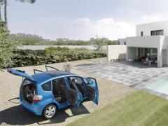 Автомобил Хонда Джаз