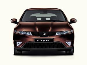 Автомобил Honda Civic Hatchback