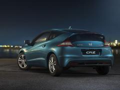 Автомобил Хонда CR-Z Hybrid