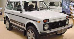 Автомобил ЛАДА НИВА 21214i