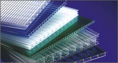 Поликарбонатни структурни плоскости