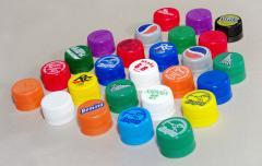 Капачки пластмасови винтови