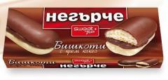 Бишкоти с крем какао