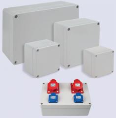 Алуминиеви кутии IP-66