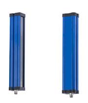 Светлинна завеса за измерване в алуминиев корпус