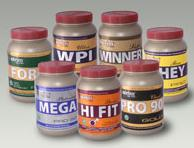 Proteins, athlete's nutrition
