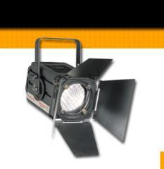 Прожектори френелови
