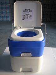 Портативни химически тоалетни