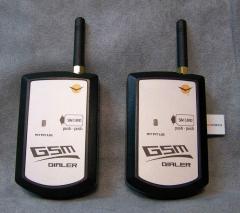 GSM дайлер (комуникатор)