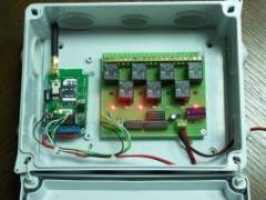 Система за управление на обект през GSM