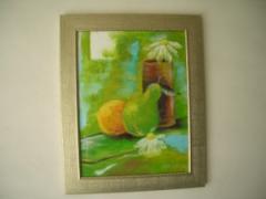 Картини с цветя и плодове