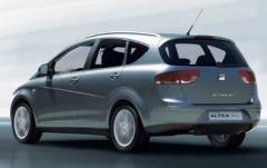 Автомобил Seat Altea XL (Ван) 1.4 TSI Reference,
