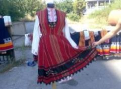 Народна носия Тракийска