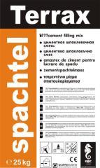 Циментова шпакловъчна смес GBC Terrax Spahtel