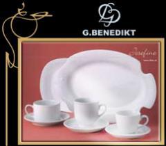 Порцеланов сервиз G. Benedikt