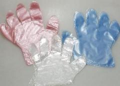 Полиетиленови ръкавици на бройка