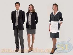 Униформено облекло за администратори и мениджъри