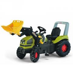 Трактор с големи педали Claas X Trac