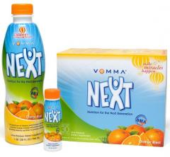Mixes, baby nutrition