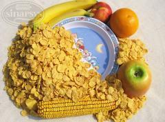Flakes corn