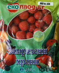 Ягоди замразени