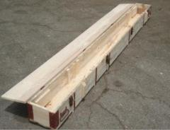 Tara wooden conveyor