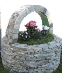Decorative Design of wells