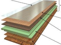 Сглобяеми коркови подове
