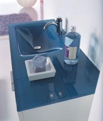 Стъклена мивка