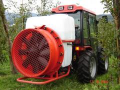 Пръскачка вентилаторна AGP200 - 500EN /U
