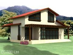 Сглобяема нискоенергийна къща